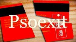 'Psoexit': el 'hashtag' con el que los socialistas están mostrando su