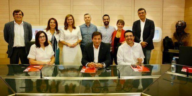 Fernández dice que sigue vigente el 'no' al PP pero que no quiere