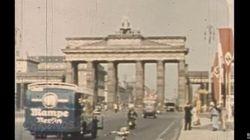 ¿Quieres ver cómo era Berlín antes y después de la guerra? ¡Y en color!