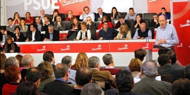 Primarias del PSOE: Chacón, Madina y Patxi López empiezan desde la sombra una larga