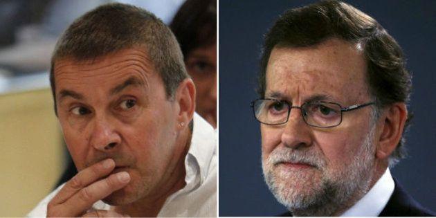 Rajoy habla sobre los presos políticos y Otegi le contesta desde la