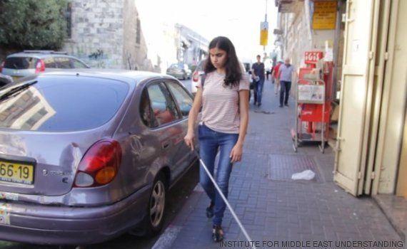 Cómo una joven palestina ciega cuenta las historias de