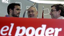Garzón sustituirá a Cayo Lara en debate del estado de la