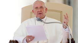 La curiosa petición del papa a los