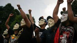 El PP denuncia a Anonymous por filtrar la supuesta contabilidad del