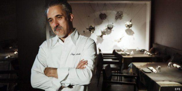 Sergi Arola reabre su restaurante Gastro después de dos semanas cerrado por deudas con