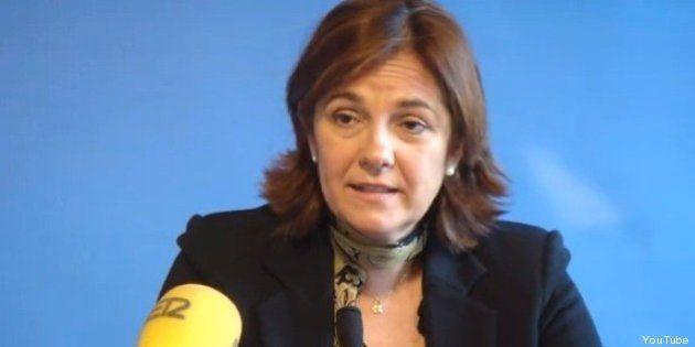Beatriz Escudero (PP) culpa en Twitter al PSOE de la agresión a