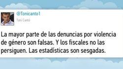 Toni Cantó, Wert y Bárcenas, estrellas de Twitter en