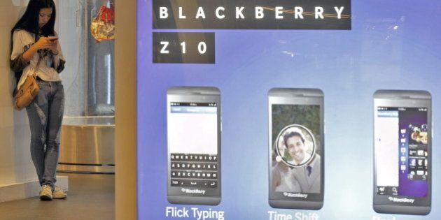 BlackBerry declara pérdidas de más de 700 millones y anuncia el despido del 40% de su