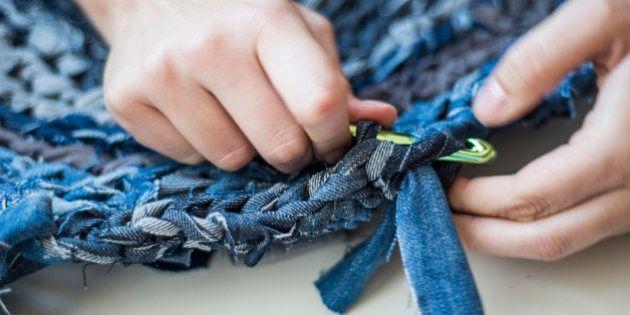 Ideas sencillas para decorar y a la vez dar una segunda vida a la ropa