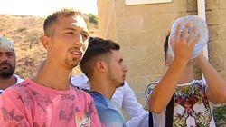 Los detenidos por la violación de Málaga: