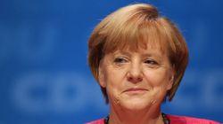 Merkel pide el voto para