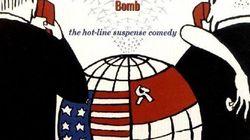 Medio siglo de cine: '¿Teléfono rojo? Volamos hacia Moscú', de Stanley