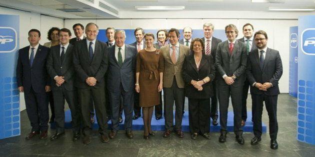 El PP quiere exhibir su unidad... con una exposición en Valladolid sobre su