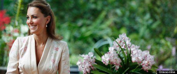 7 cosas más raras que ir en topless que Kate Middleton hace estos días
