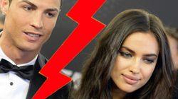 La ruptura hollywoodiense de Cristiano Ronaldo e
