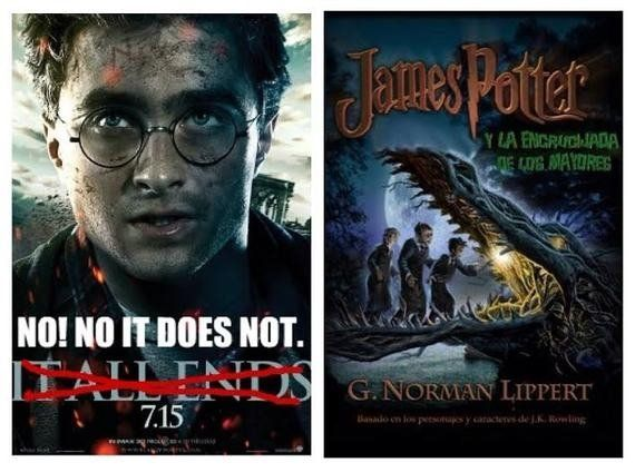 Fanfiction: Harry Potter, porno y