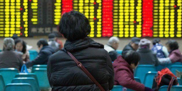 El PIB de China aumentó un 6,9% en 2015, la menor cifra en 25
