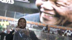 La empresa del falso intérprete del funeral de Mandela,