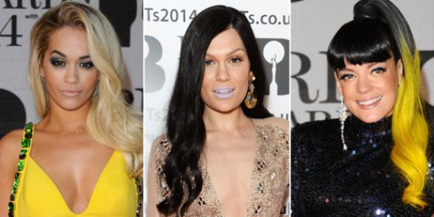Premios Brit Awards 2014