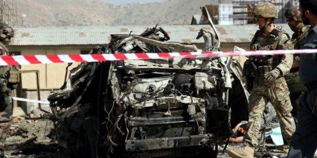 Doce muertos en un atentado en Afganistán por el vídeo anti-Mahoma
