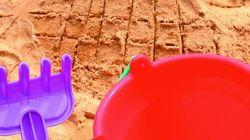 Historia de un día en la playa con