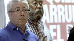 Frente común de PSOE y sindicatos por los 400 euros de los