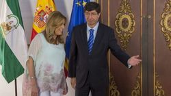 Ciudadanos votará sí a Díaz si firma sus