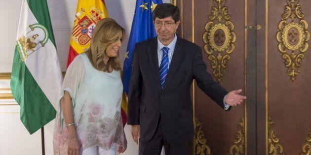 Ciudadanos votará sí a Díaz si el PSOE firma sus documentos