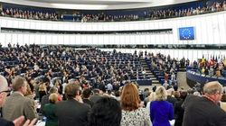 9 eurodiputados que volvieron de la UE por la puerta