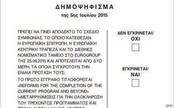 Las cinco claves del referéndum