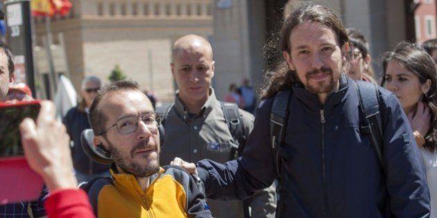 Echenique deberá pagar 3.000 euros a Iglesias tras un reto en