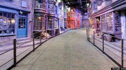 Google no tiene límites: cartografía el mundo de Harry Potter