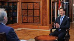 Assad cuenta cómo explica la guerra en Siria a sus