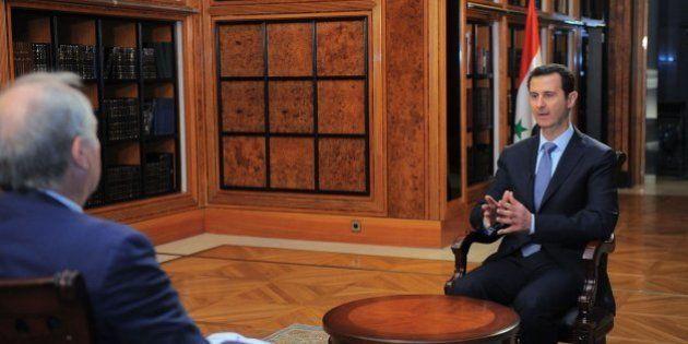 Assad asegura que no le es