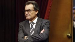 ERC y CiU salvan a Artur Mas de comparecer por el caso