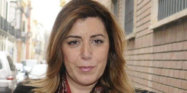 Susana Díaz, sobre el posible adelanto de las elecciones andaluzas: