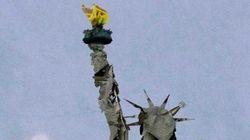 La verdadera historia tras la 'Estatua de la Libertad' de
