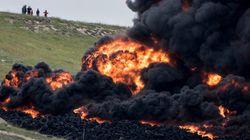 El CSIC alerta a la población: el humo del incendio de Seseña es