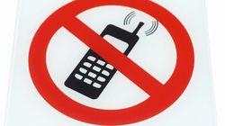 Sin móviles en la