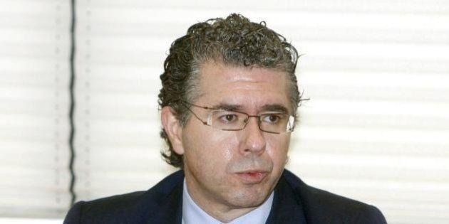 Francisco Granados hace efectiva su renuncia como diputado en la Asamblea de
