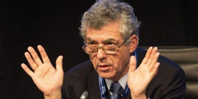 Ángel María Villar retira su candidatura a la presidencia de la