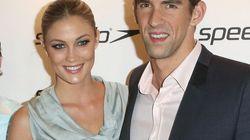 Conoce a la novia modelo de Phelps