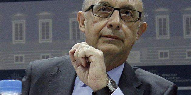 Montoro admite que habrá más recortes en 2013: