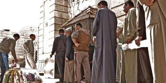 El hospital de Médicos sin Fronteras en Tikrit (Irak),