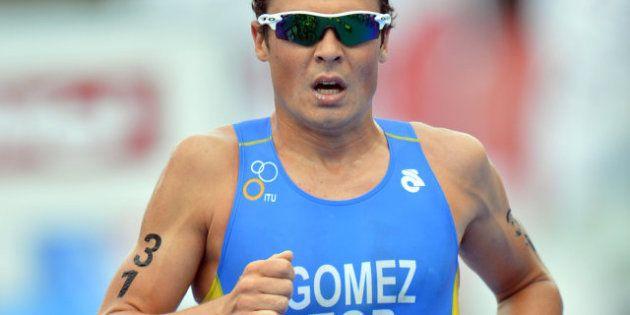 Londres 2012: Plata para Javier Gómez Noya en triatlón, la primera medalla para la disciplina en España