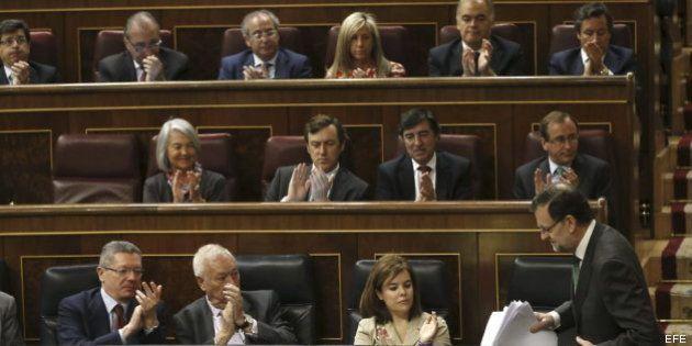 El PP arropa a Rajoy tras la publicación de los papeles originales de