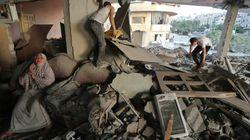 La tregua de cinco horas en Gaza comienza tras una madrugada de