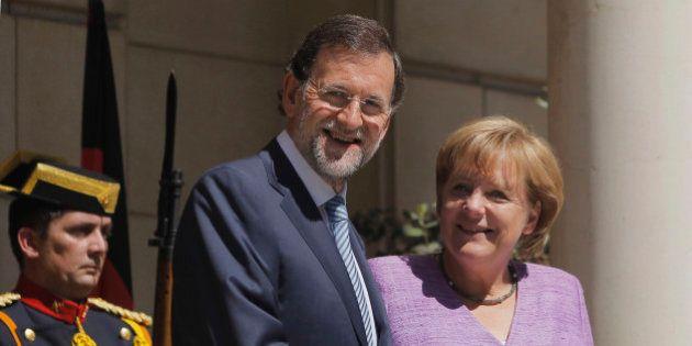 El Gobierno de Rajoy cree que el triunfo de Merkel