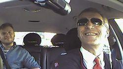 Cinco de los 14 pasajeros del taxi del primer ministro noruego eran